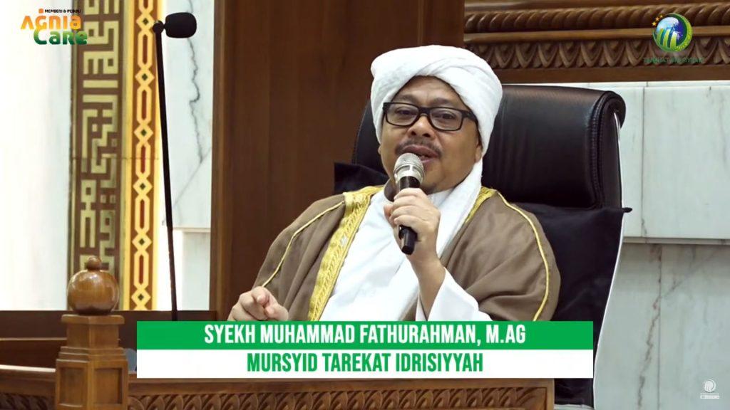 Syekh Muhammad Fathurahman, M.Ag