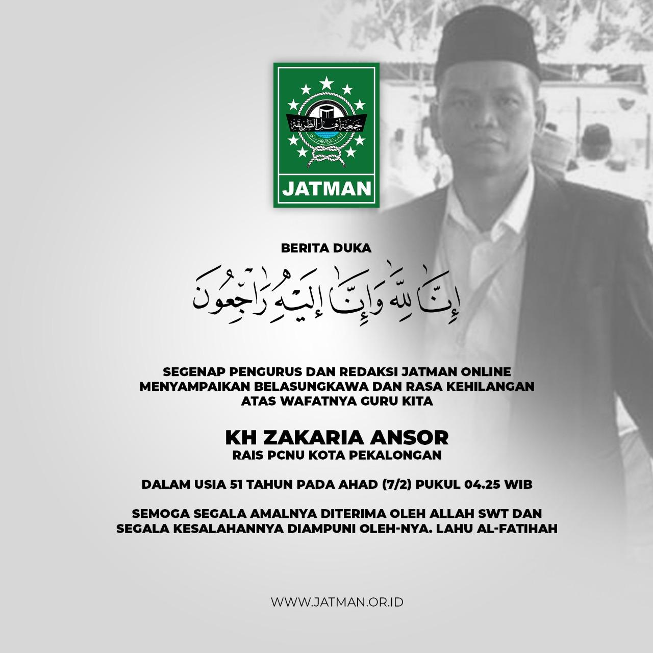 KH Zakaria Ansor