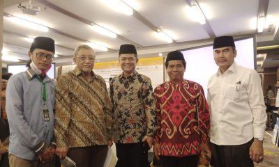 Pemantik diskusi pada kegiatan ini dari PT Bank Mandiri (Persero), PT Pertamina (Persero), PT Telkom Indonesia (Persero) Tbk, PT Pegadaian (Persero), dan PT Jamkrindo (Persero).