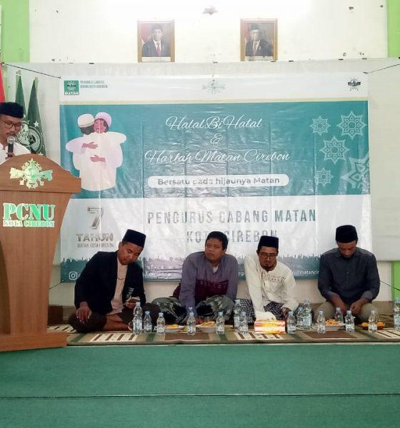 MATAN Cirebon Gelar Halalbihalal